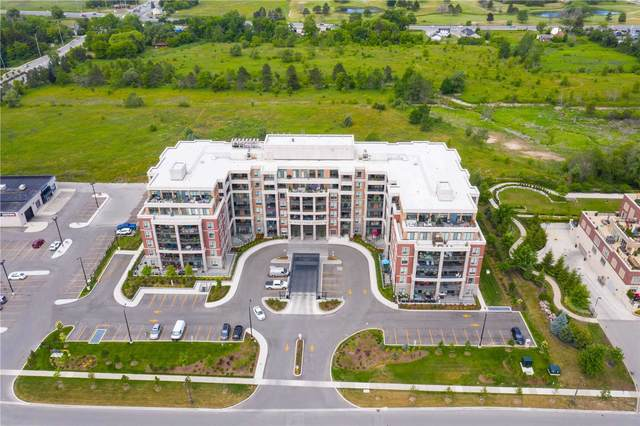 25 Baker Hill Blvd #513, Whitchurch-Stouffville, ON L4A 1P8 (#N5312978) :: The Ramos Team