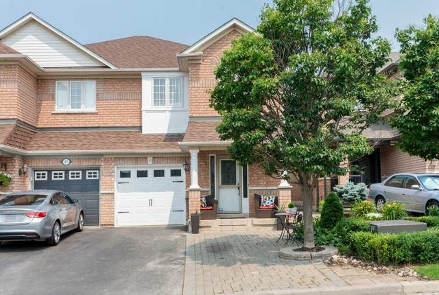 42 Country Drive Lane, Vaughan, ON L6A 3S6 (#N5314792) :: The Ramos Team