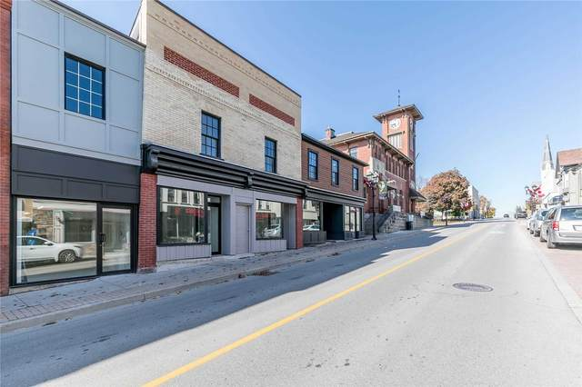 188-192 S Main St, Newmarket, ON L3Y 3Z2 (#N5315140) :: The Ramos Team