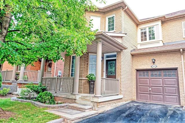 119 Southbrook Cres, Markham, ON L6C 2H5 (#N5315493) :: The Ramos Team