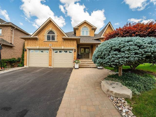 136 Avdell Ave, Vaughan, ON L4H 1H3 (#N5316639) :: The Ramos Team