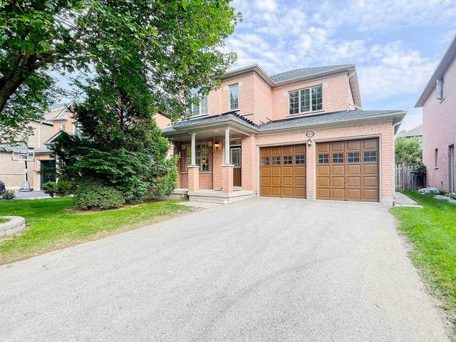 45 Canelli Heights Crt, Vaughan, ON L4J 8V5 (#N5317261) :: The Ramos Team