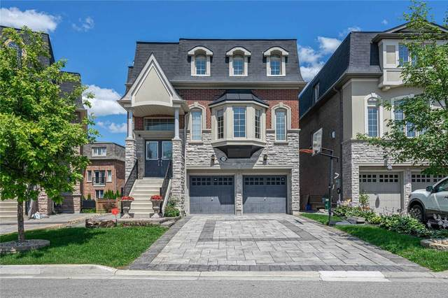 109 Headwater Cres, Richmond Hill, ON L4E 0T2 (#N5317279) :: The Ramos Team
