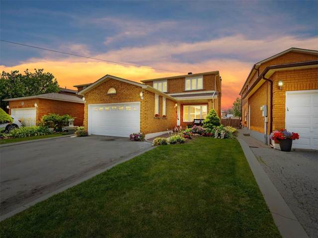 19 Cabinet Cres, Vaughan, ON L4L 6H9 (#N5317718) :: The Ramos Team