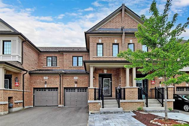 57 Collier Cres, Markham, ON L6E 0T2 (#N5317870) :: The Ramos Team