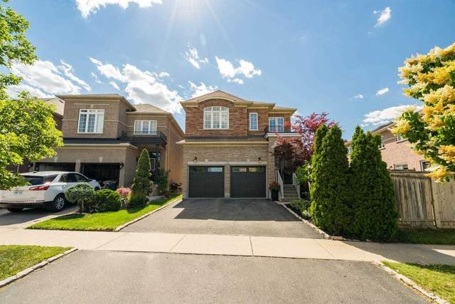 32 Massimo Dr, Vaughan, ON L4H 0H7 (#N5317992) :: The Ramos Team
