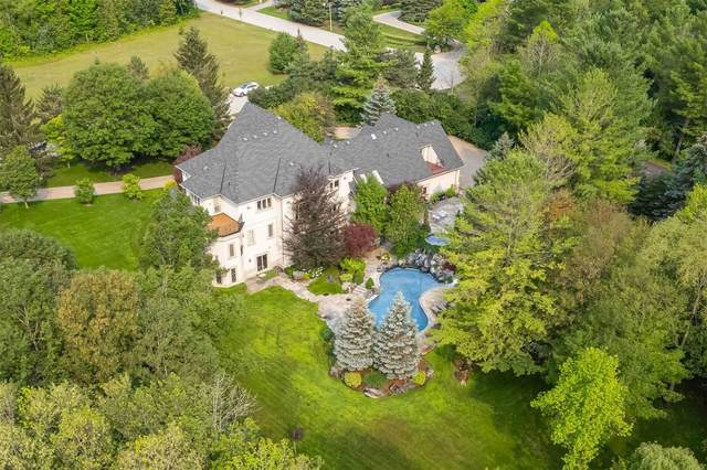 5 Wilderness Tr, Whitchurch-Stouffville, ON L4A 2E9 (#N5318362) :: The Ramos Team