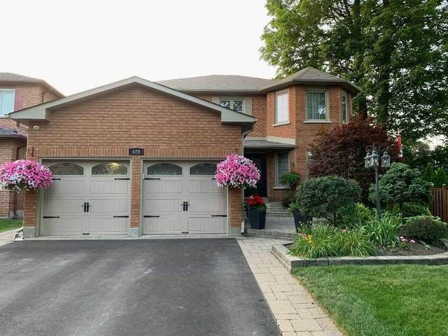 629 Rupert Ave, Whitchurch-Stouffville, ON L4A 8B8 (#N5318781) :: The Ramos Team