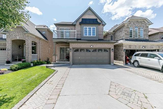 780 Colter St, Newmarket, ON L3X 2V4 (#N5319285) :: The Ramos Team