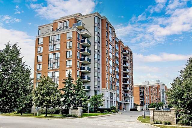 51 Times Ave #215, Markham, ON L3T 7X7 (#N5320483) :: The Ramos Team