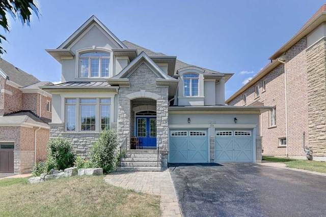 1020 Nellie Little Cres, Newmarket, ON L3X 3E5 (#N5320650) :: The Ramos Team
