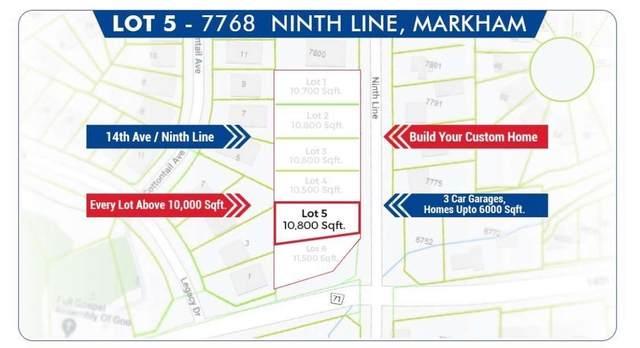 7768 Ninth Line, Markham, ON L6B 1A8 (#N5321318) :: Royal Lepage Connect
