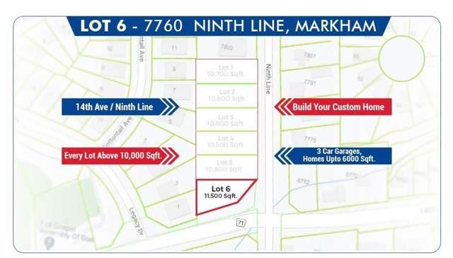 7760 Ninth Line, Markham, ON L6B 1A8 (#N5321319) :: Royal Lepage Connect