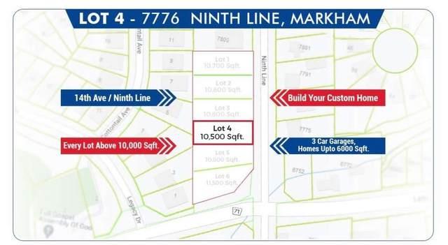 7776 Ninth Line, Markham, ON L6B 1A8 (#N5321320) :: Royal Lepage Connect