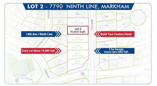 7790 Ninth Line, Markham, ON L6B 1A8 (#N5321321) :: Royal Lepage Connect