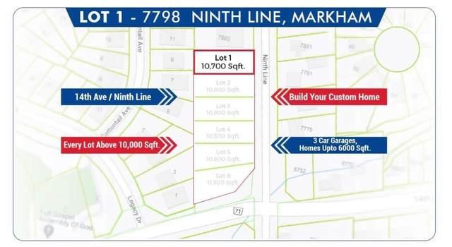 7798 Ninth Line, Markham, ON L6B 1A8 (#N5321322) :: Royal Lepage Connect