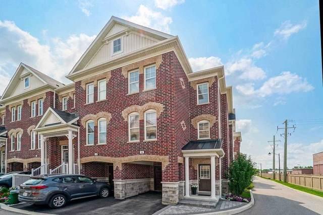 10 W Porter Ave #44, Vaughan, ON L4L 0H1 (MLS #N5323484) :: Forest Hill Real Estate Inc Brokerage Barrie Innisfil Orillia