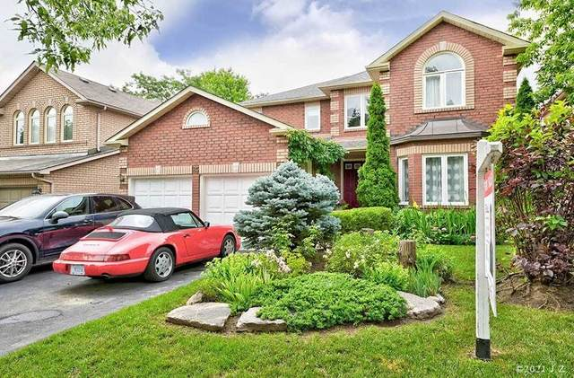 85 Woodstone Ave, Richmond Hill, ON L4S 1G8 (#N5323551) :: Royal Lepage Connect