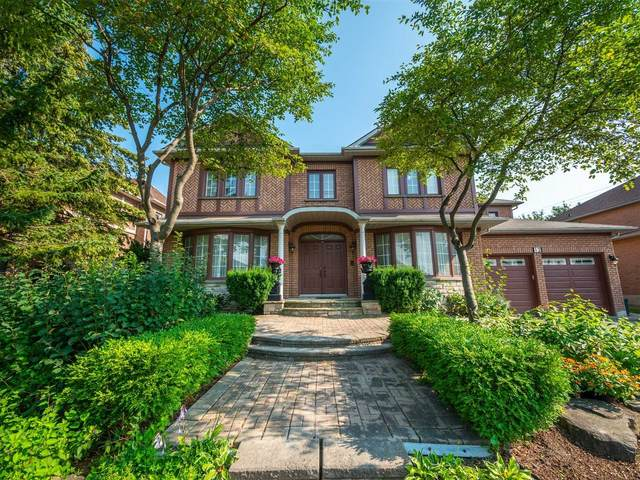12 Moses Cres, Markham, ON L6C 1S5 (#N5323794) :: The Ramos Team
