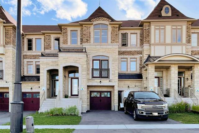 134 Dundonnell Pl, Vaughan, ON L4H 4R8 (#N5325756) :: The Ramos Team