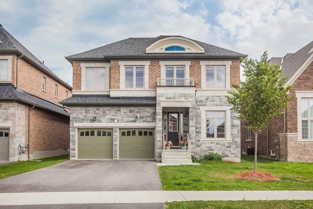 99 Mitchell Pl, Newmarket, ON L3Y 0C7 (#N5343889) :: Royal Lepage Connect