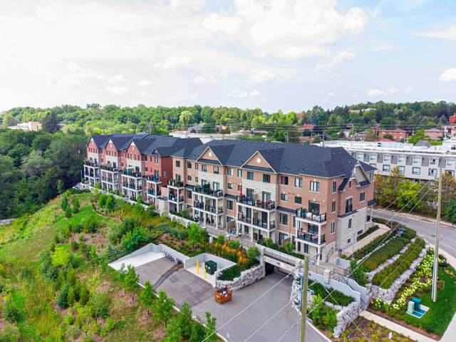 199 Pine Grove Rd #322, Vaughan, ON L4L 0H8 (#N5344049) :: Royal Lepage Connect