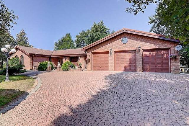 708 Woodland Acres Cres, Vaughan, ON L6A 1G2 (#N5352875) :: Royal Lepage Connect