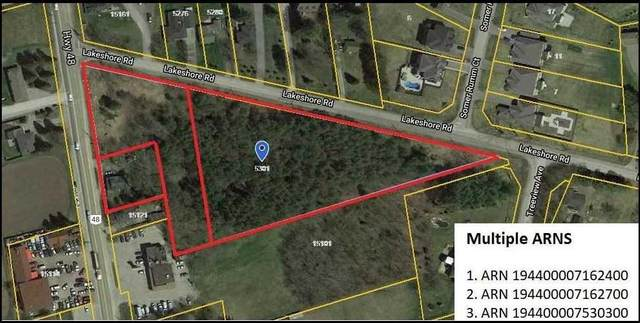 5301 Lakeshore Rd, Whitchurch-Stouffville, ON L4A 7X4 (#N5354548) :: Royal Lepage Connect