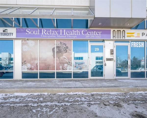 7611 Pine Valley Dr #29, Vaughan, ON L4L 0A2 (#N5358067) :: Royal Lepage Connect