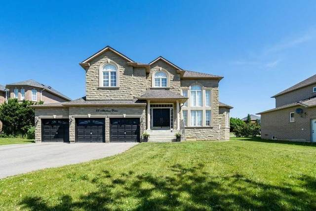 46 Athabasca Dr, Vaughan, ON L6A 2W1 (#N5363495) :: Royal Lepage Connect