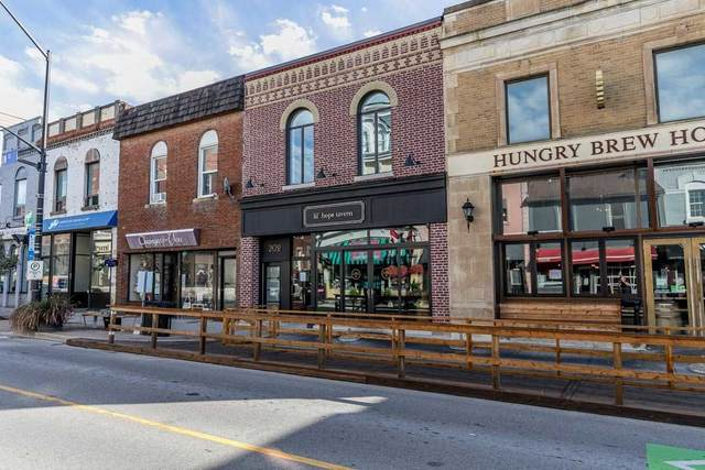 209 S Main St, Newmarket, ON L3Y 3Y9 (#N5364874) :: Royal Lepage Connect