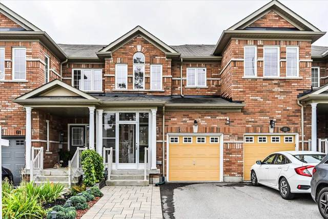 70 Hawkes Dr, Richmond Hill, ON L4S 0C3 (#N5383489) :: Royal Lepage Connect