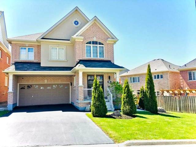 248 Gord Clelland Gate, Newmarket, ON L3X 0G1 (#N5383525) :: Royal Lepage Connect