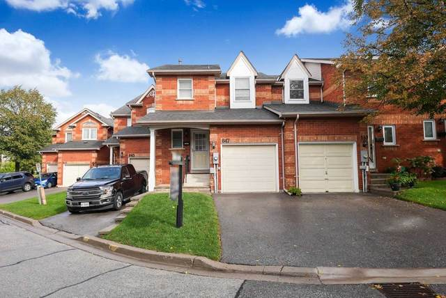 847 Playter Cres, Newmarket, ON L3X 1W7 (#N5383784) :: Royal Lepage Connect
