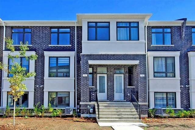 16 William Russell Lane, Richmond Hill, ON L4C 5S6 (#N5384516) :: Royal Lepage Connect