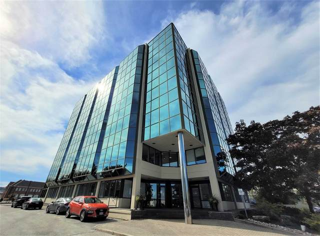 1 West Pearce St, Richmond Hill, ON L4B 3K3 (#N5385390) :: Royal Lepage Connect