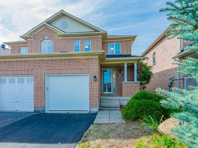 380 Redstone Rd, Richmond Hill, ON L4S 2V7 (#N5388801) :: Royal Lepage Connect
