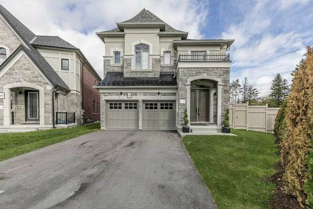 266 Touch Gold Cres, Aurora, ON L4G 3X5 (#N5389657) :: Royal Lepage Connect