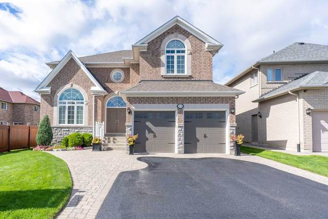 109 Boxwood Cres, Markham, ON L3S 4A4 (#N5390570) :: Royal Lepage Connect