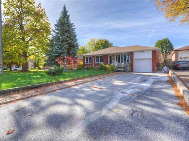 32 Lincoln Green Dr, Markham, ON L3P 1R5 (#N5392337) :: Royal Lepage Connect