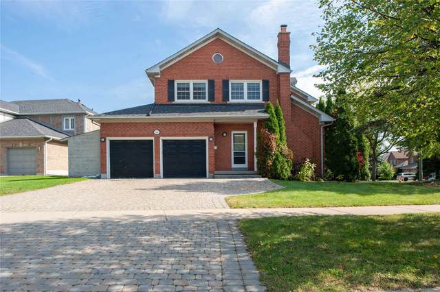 48 Highview Cres, Richmond Hill, ON L4B 2T2 (#N5392779) :: Royal Lepage Connect