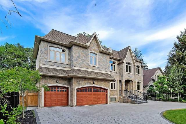 49 Sprucewood Dr, Markham, ON L3T 2P8 (#N5393672) :: Royal Lepage Connect