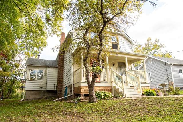 47 Franklin St, Newmarket, ON L3Y 4A3 (#N5395002) :: Royal Lepage Connect
