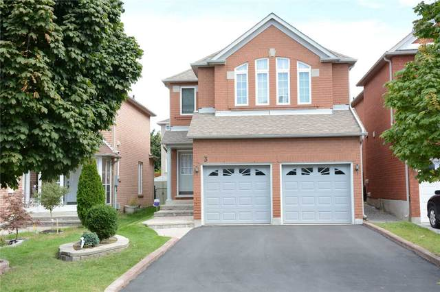 3 Fortune Cres, Richmond Hill, ON L4S 1S5 (#N5395682) :: Royal Lepage Connect