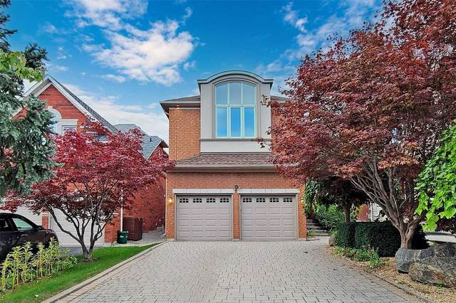 10 Futura Ave, Richmond Hill, ON L4S 1V2 (#N5395695) :: Royal Lepage Connect
