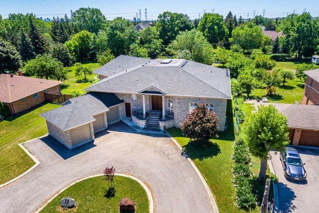 15 Hillside Ave, Vaughan, ON L4K 1W9 (#N5395809) :: Royal Lepage Connect