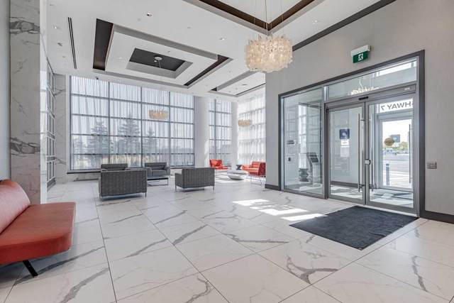 3600 W Highway 7 Rd #2409, Vaughan, ON L4L 0G7 (#N5396204) :: Royal Lepage Connect