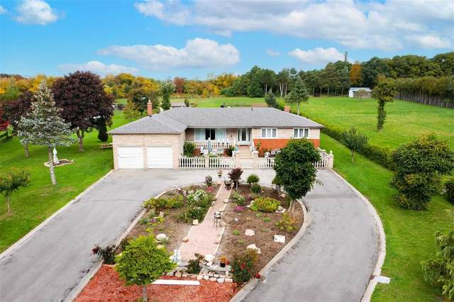 2104 St. John's Side Rd, Whitchurch-Stouffville, ON L3Y 4W1 (#N5396766) :: Royal Lepage Connect
