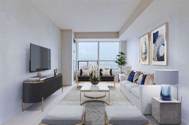 15 North Park Rd #703, Vaughan, ON L4J 0A1 (#N5397055) :: Royal Lepage Connect