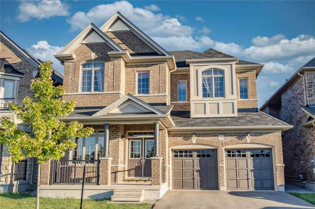 58 Baleberry Cres, East Gwillimbury, ON L9N 0P2 (#N5397627) :: Royal Lepage Connect